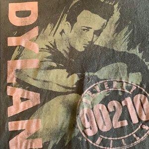 Vintage 90210 TShirt. Junk food clothing.